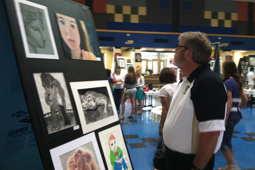 Art-Show-Principal-Michael-Short