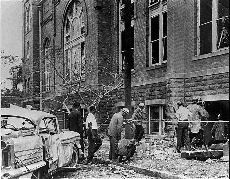 CHURCH-BOMBING