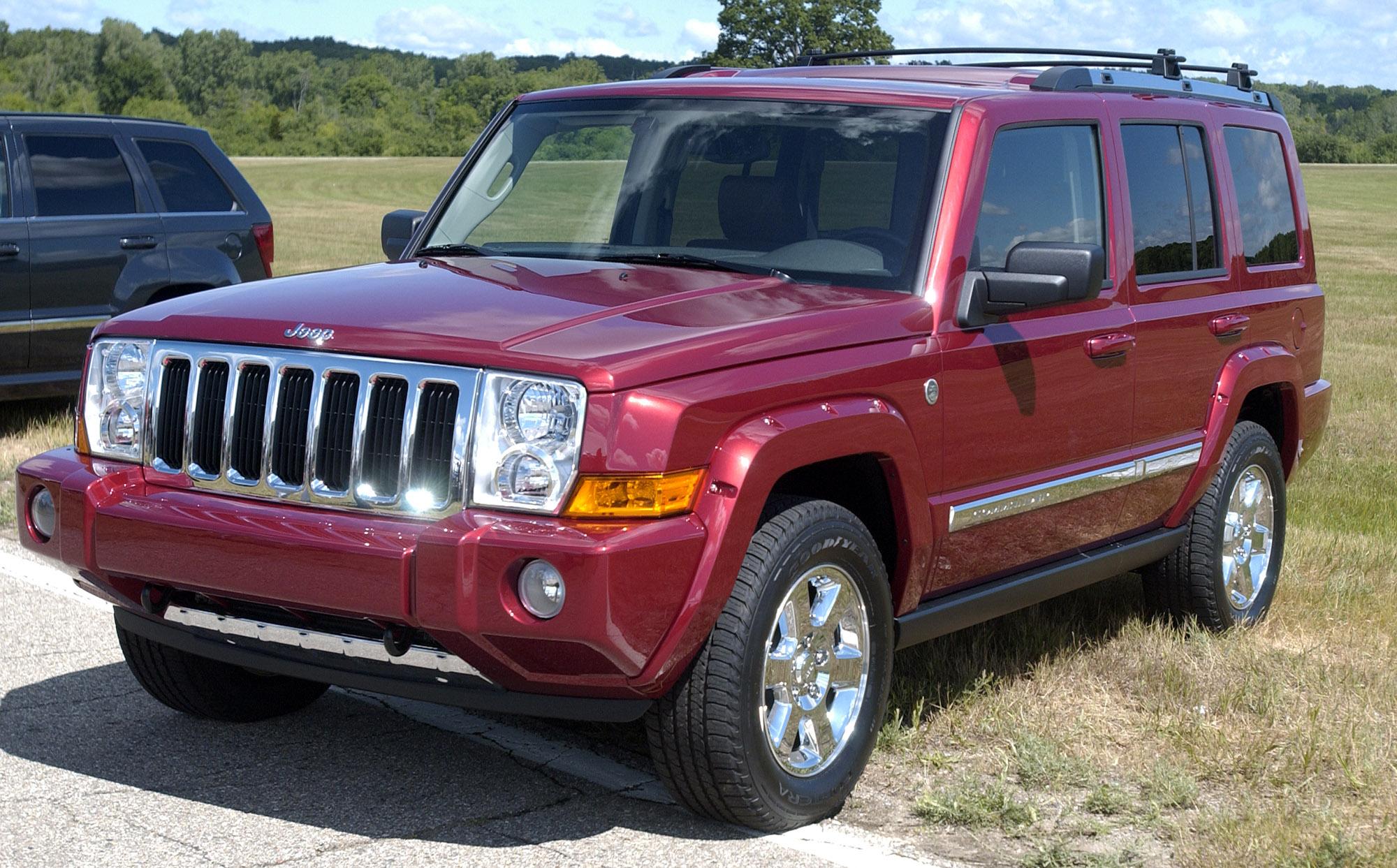 Chrysler Recalls 469 000 Jeep Suvs