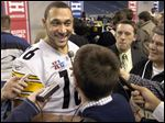 Steelers quarterback Charlie Batch will be among the players in attendance when the NFL opens a three-day NFL Sports Journalism and Communications Boot Camp at BGSU.