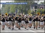 The Perrysburg High School Marching Band performed last year during the Memorial Day parade in Perrysburg.