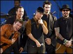 In two decades, the Backstreet Boys have enjoyed sales of more than 130 million albums worldwide.