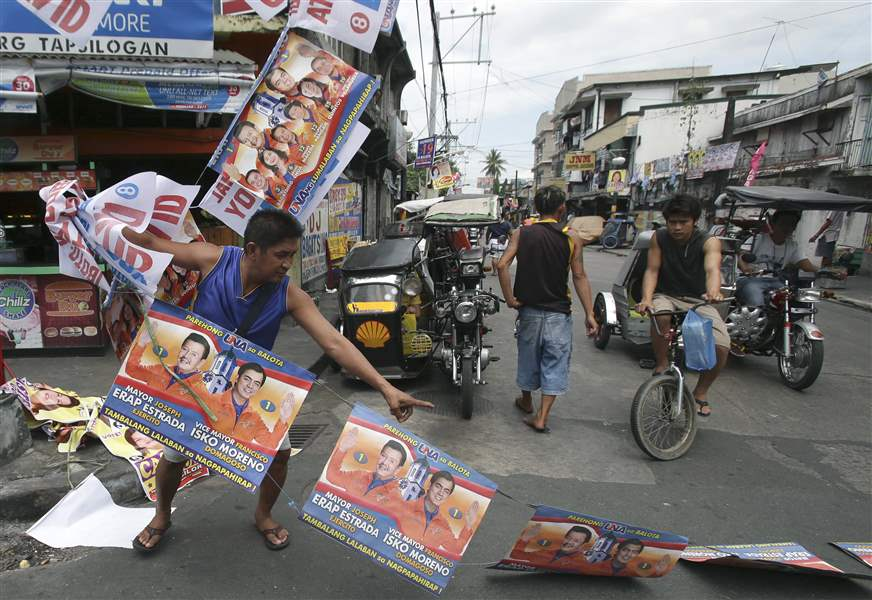 Philippines-Elections-2