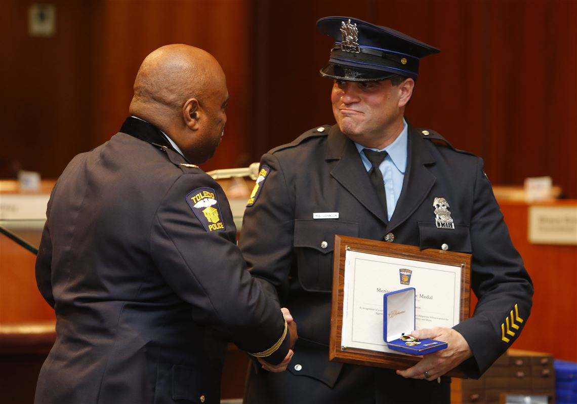 Police officers, community leaders honored at awards