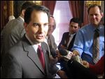 Wisconsin Gov. Scott Walker says the IRS's targeting of conservative groups for extra scrutiny is a real threat to our freedoms.