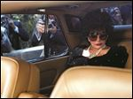 Lindsay Lohan portrays actress Elizabeth Taylor in the Lifetime Original Movie 'Liz & Dick.'