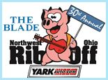30th Annual Rib Off Logo