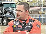 Kelly Kovski will drive Sunday in the Menards 200 at Toledo Speedway instead of handling crew chief duties.
