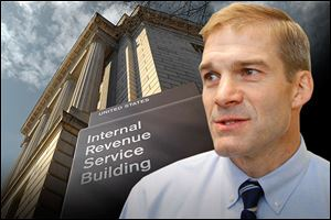 Ohio Rep. Jim Jordan, who chairs a Tea Party-leaning conservative caucus in the House of Representatives, sent a letter on March 27, 2012, to the IRS, seeking a response to complaints from Ohio groups. His committee followed that up in June, 2012, with a request for an IRS audit. He has continued to focus House GOP heat on the IRS.
