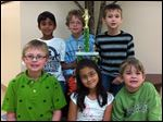 West Side Montessori chess team