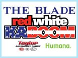 Red, White, KABOOM
