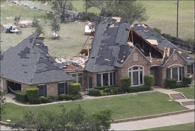 Texas Residents Missing After Tornadoes Found Safe