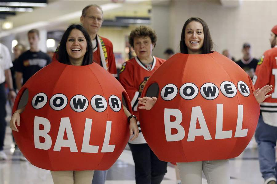 Powerball-Illinois