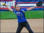 Bre Buck, a junior pitcher, is 17-2 with a 0.61 ERA for Springfield, which is ranked No. 5 in Ohio in Division I. She is batting .405 with 34 RBIs.