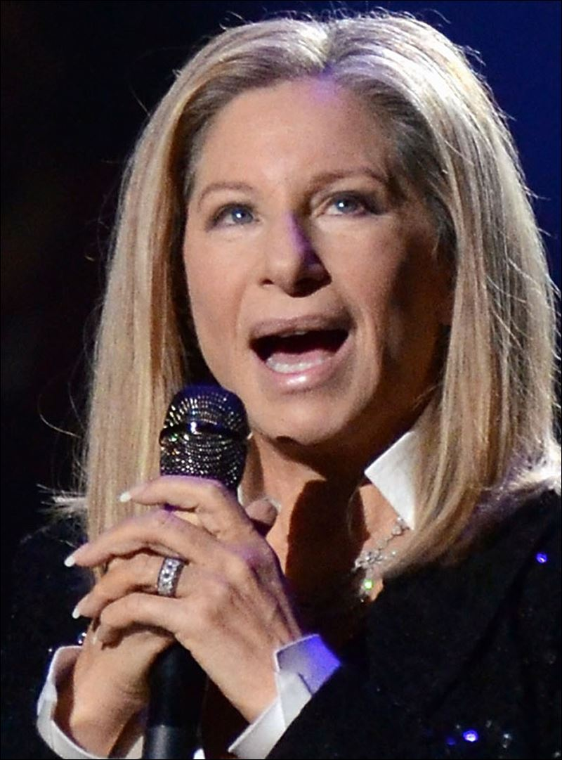 Barbra Streisand to receive honorary Ph.D. in Israel