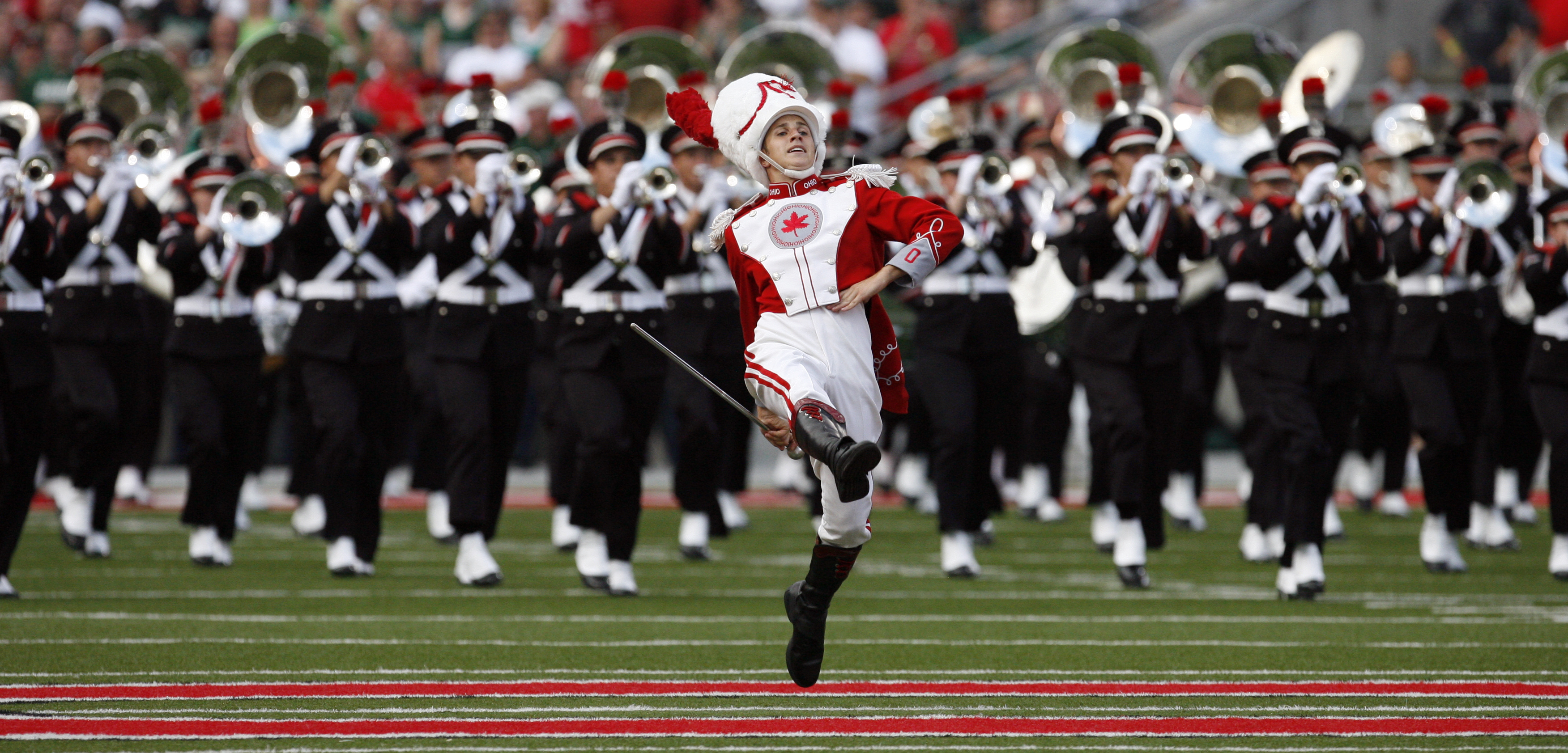Ohio State Marching Band Culture | The Ohio State University