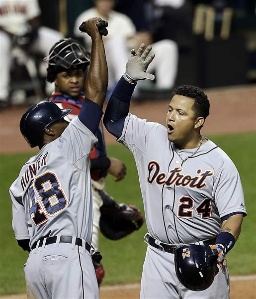 Tigers-Indians-Torii-Miggy