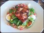 31 Hundred Grilled Salmon Salad