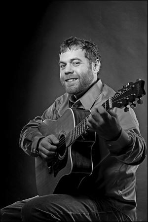 Chris Knopp plays Saturday at the Pour House in Sylvania and Wednesday at Ye Olde Durty Bird.