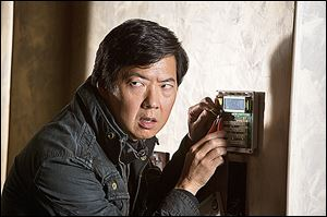 ken Jeong returns as Mr. Chow.