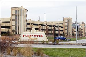 Hollywood Casino Toledo's parent company, Penn National Gaming Inc., voluntarily recognized the new union.