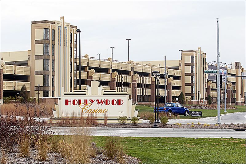 hollywood park casino company inc