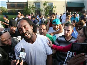 Charles Ramsey mentioned putting down a Big Mac before saving Amanda Berry, Gina DeJesus, and Michele Knight, prompting several places to offer him free food.