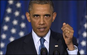 President  Obama recalibrates his counterterrorism strategy in a speech last week.