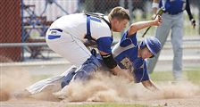 Northwood-catcher-Myles-Habel-tags-out-Delphos-St-Johns-pitcher