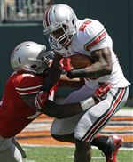 Ohio-St-Spring-Game-Football-David-Perkins