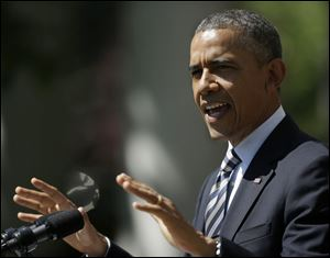 President Barack Obama calls on Congress to keep federally subsidized student loans rates from doubling on July 1.
