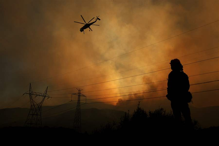 APTOPIX-California-Wildfire-6