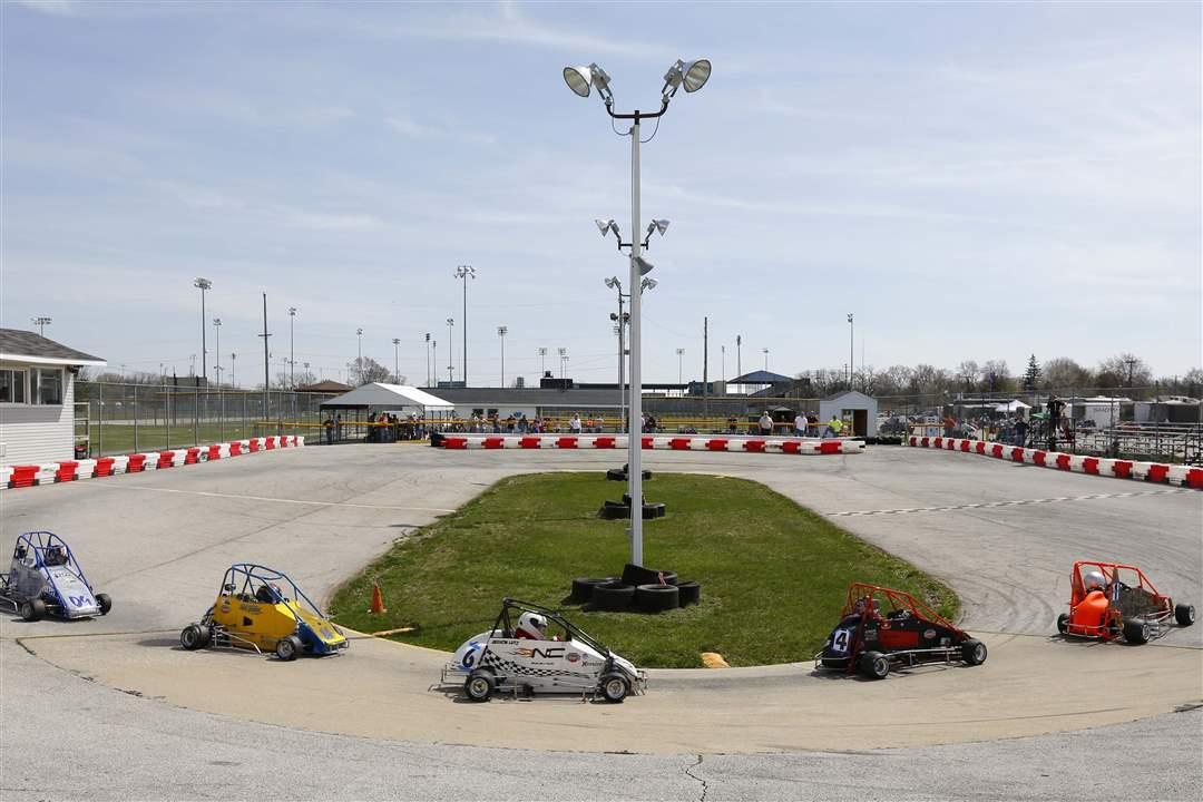 Midget Quarter Racing Toledo