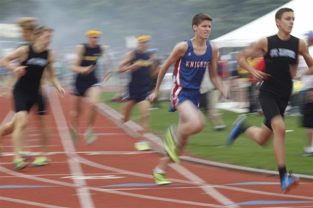 State-track-Jacob-Baugh-St-Francis