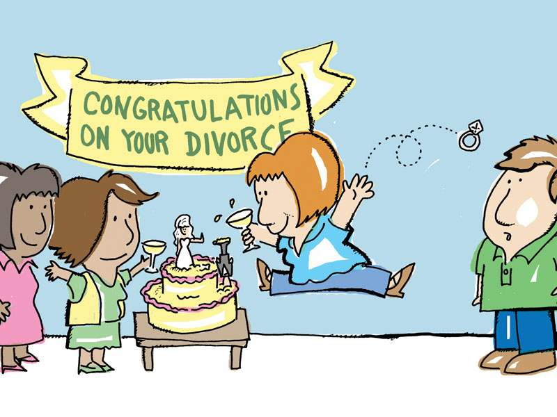 Celebrating-divorce-illustration