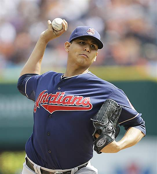 Cleveland-s-Carlos-Carrasco-struggled-in-his-fir