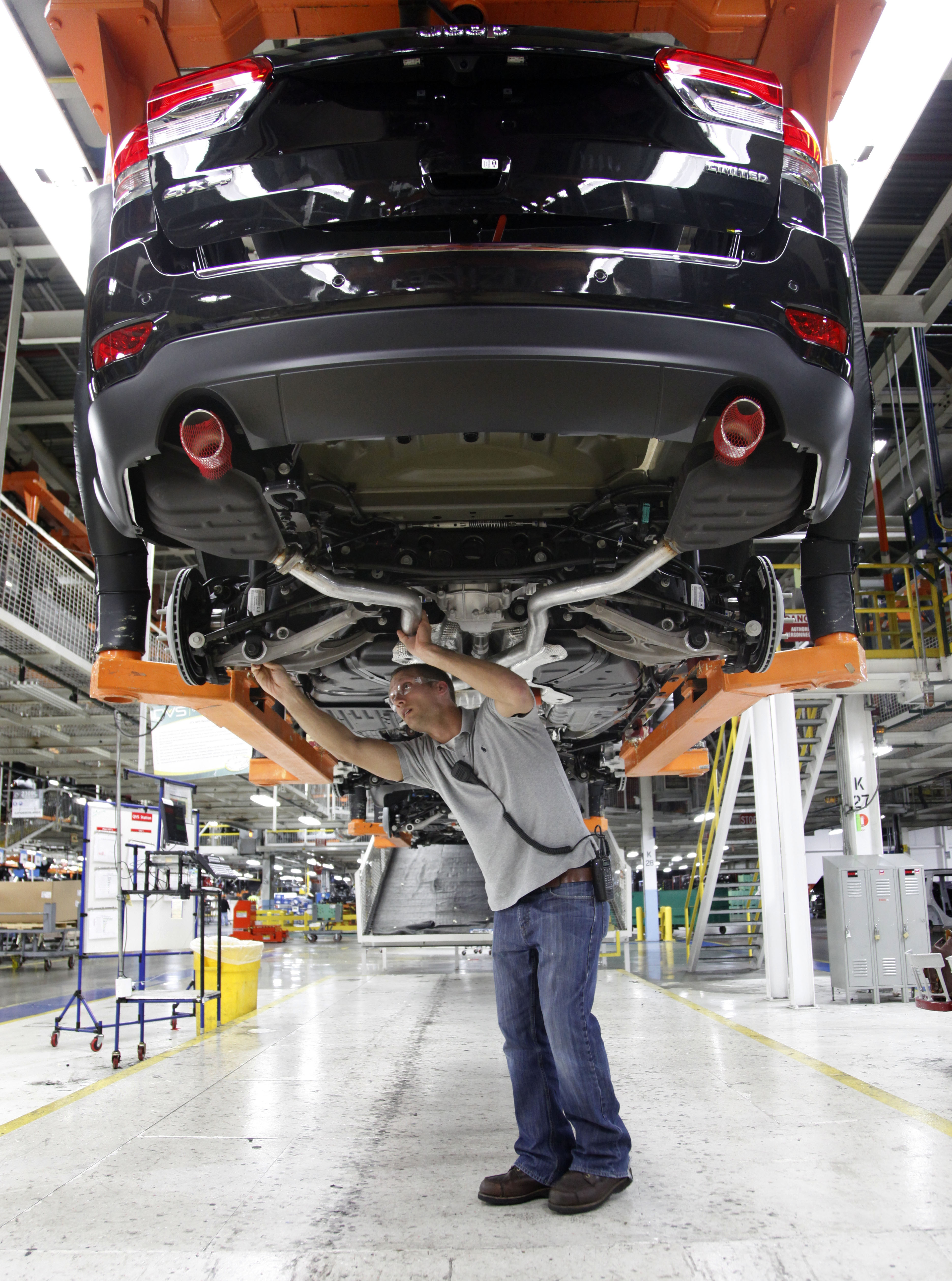 American auto industry about to go on hiring spree the blade for Pace motor lines inc