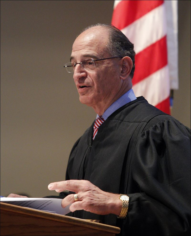 Image result for Judge Jack Zouhary