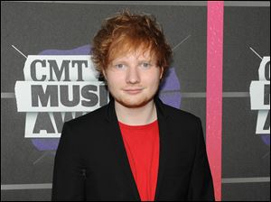 Ed Sheeran moved to Nashville in February, settling just outside of town in a rural area.