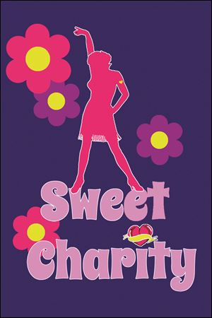 'Sweet Charity' is scheduled March 2.