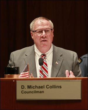 Tuesday's decision was reached by 10 city councilmen who, despite a veto threat by a member of Mayor Mike Bell's administration, went along with a plan offered by Mr. Bell's political rival, Councilman D. Michael Collins.