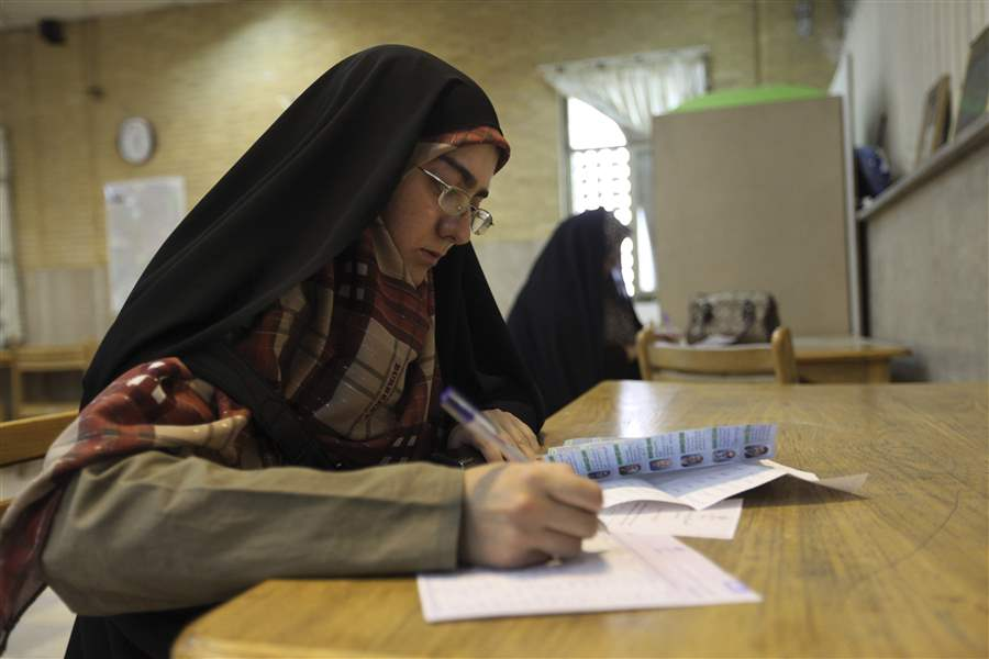 Mideast-Iran-Election-15