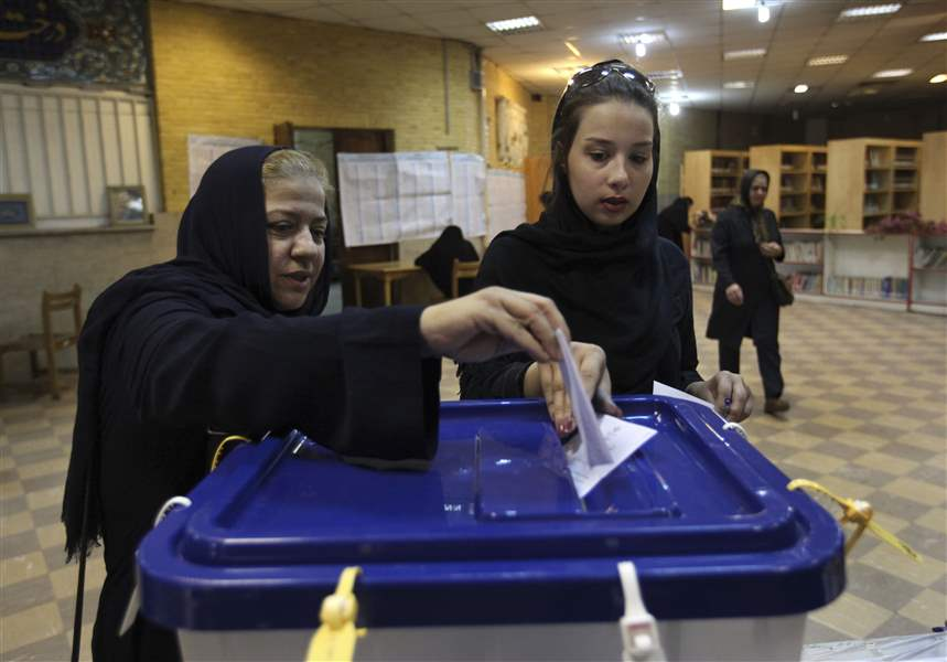 Mideast-Iran-Election-20