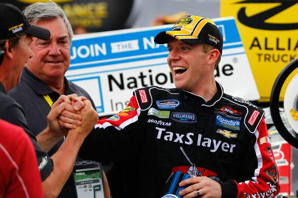 Regan-Smith-celebrates-winning-the-NASCAR-Nationwide-Alliance