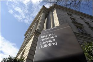 An Internal Revenue Service supervisor in Washington says she was personally involved in scrutinizing some of the earliest applications from tea party groups seeking tax-exempt status, including some requests that languished for more than a year without action.