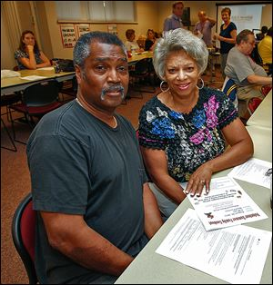 Lawrence and Pearlia Kynard have devoted nearly 200 days to Red Cross relief efforts.