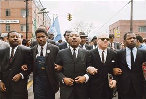 "On June 22, 2013, at 9 a.m., thousands are being asked to ""Take a Step"" in the 50th anniversary march in honor of the original Walk to Freedom/Freedom Walk led in Detroit by Dr. Martin Luther King Jr."
