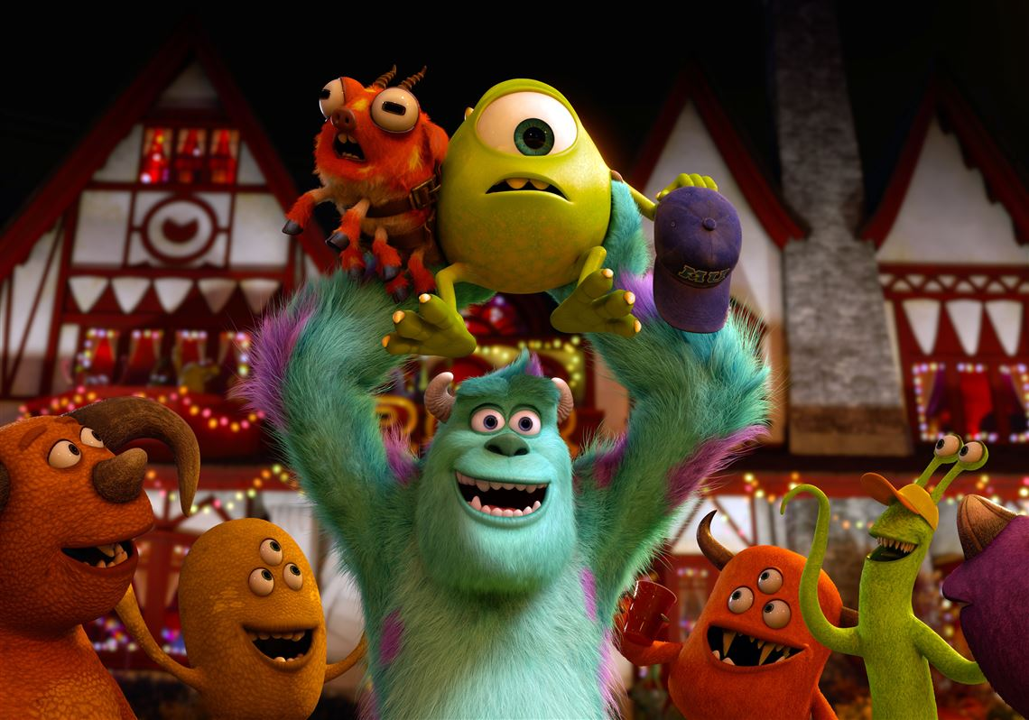 Monsters University' schools us on laughter | Toledo Blade