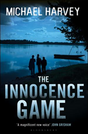 'The Innocence Game' by Michael Harvey (Knopf; 256 pages; $24.95)