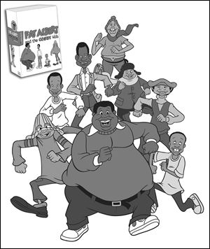 Episodes of 'Fat Albert and The Cosby Kids,' are now available on a DVD box set.